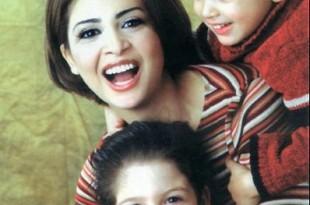 صوره اولاد الفنانة حنان ترك ثلاثة ابناء وزواج رابع