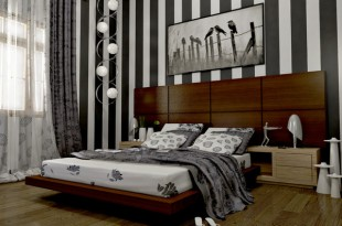 صوره الوان حوائط غرف نوم