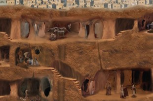 بالصور اكتشاف مدينة الجن بتركيا  13 طابقا تحت الارض 4e764bbe80aa91c01e31071e05aa0c94 310x205