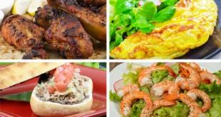صورة اجمل اطباق للعشاء بالصور , صور عشاء بتتكلم من جمالها❤️