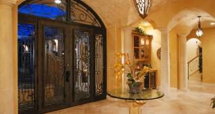 اجمل صور لاحدث الديكورات للمداخل , جددي شكل مدخل البيت بسهولة وبساطة