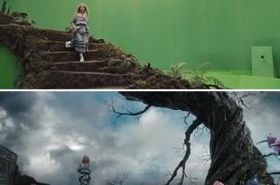 صوره الخدع السينمائية في الافلام