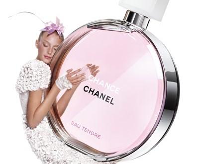 بالصور عطر شانيل الجديد برائحة جذابة Chanel Chance Eau Tendre.jpeg 400x330