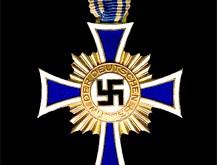 بالصور معلومات عن تاريخ نساء المانيا Deutsches Reich Mothers Cross of Honour 217x165