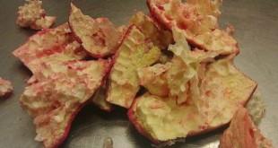 بالصور قشر الرمان للشعر الجاف Pomegranate Peel health benefits 310x165