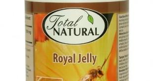 بالصور الفوائد المذهلة والمدهشة لغذاء ملكات النحل رويال جيلي Royal Jelly 1000mg 360 Softgels 310x165