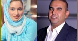 صوره الاعلامية هبة جمال وزوجها