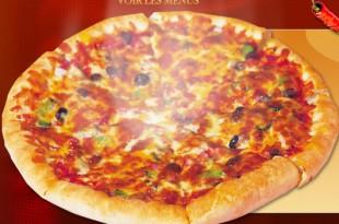 صوره وصفات بيتزا حورية المطبخ