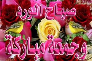صوره صباح الخير جمعة مباركة
