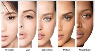 بالصور كيف اعرف لون بشرتي facechart 310x165