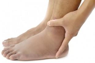 صوره اعراض وعلاج املاح القدمين