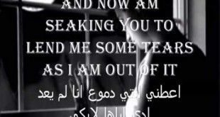 صوره شعر بالانجليزي مترجم بالعربي