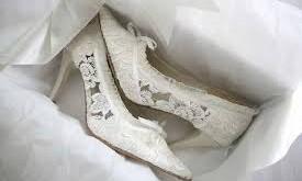 صوره اجمل احذية الاعراس