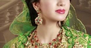 صوره وصفات للعروس المغربية