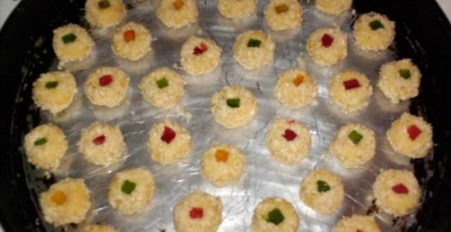 صور حلويات جزائرية العيد وصفة حلويات العيد سهلة