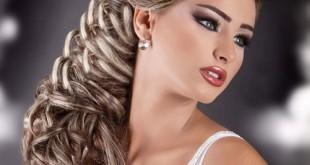 صوره اجمل تساريح الشعر الطويل