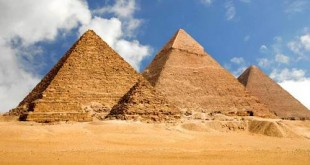 صوره تعريف الاهرامات وطريقة بنائها