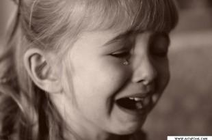 صورة اصابة الاطفال بالمس والسحر والعين