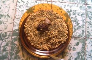 صوره طبق المردود الجزائري