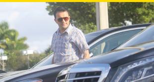 صوره اخر اخبار ناصر الحارثي للسيارات