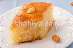 بالصور بسبوسة الطازج بالصور بدون بيض بسبوسة الطازج بدون بيض recipes 215201 shahiya 250x165