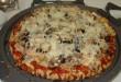 بالصور طريقة عمل المشروم للبيتزا تحضير بيتزا المشروم 110x75