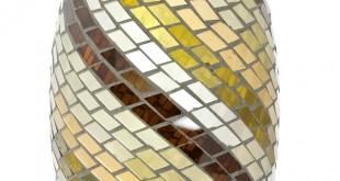 بالصور افكار مشاريع صغيرة مربحة للبنات تزيين زهرية بالسيراميك 310x165