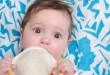 صوره غذاء الطفل في الشهر الرابع