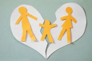 صوره تربية الاطفال بعد الطلاق