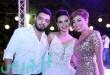 بالصور رولا شامية عمرها ممثلة لبنانية وهي في 15 من عمرها ظهرت بالتلفزيون زيزي مع العروسين 110x75