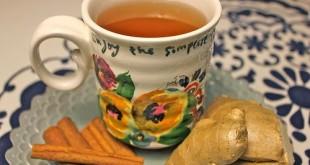 بالصور فوائد الزنجبيل والقرفة للحمل شاي القهوة والزنجبيل 310x165