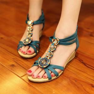بالصور احذية بنات رقيقة للصيف صور صنالدل بدون كعب للبنات c