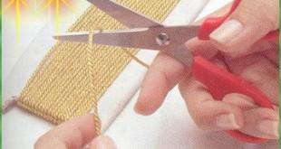 صوره فنون مبتكرة للاشغال اليدوية