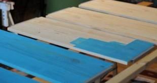 بالصور كيفيه صباغه الخشب بالالوان كيف ادهن الخشب 310x165