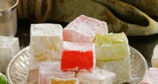 صوره طريقة عمل حلوى راحة الحلقوم