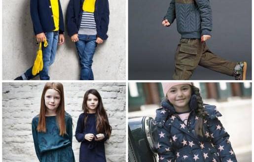 بالصور صور ملابس اطفال 2019 موضة شتاء اﻷطفال 515x330
