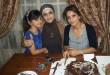 صوره دنيا بطمة تهاجم والدة حلا الترك