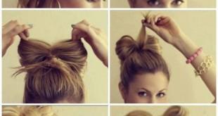 صور احدث طرق تسريحات الشعر