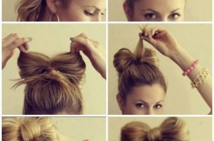 صوره احدث طرق تسريحات الشعر