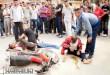 بالصور حادثة مروعة بالموتوسيكل بالصور 13 110x75