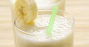 صور عصير الموز باللبن الرائع و فوائدة