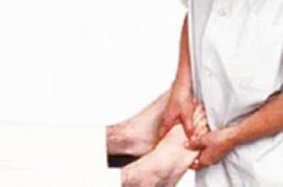 صوره علاقة القدم باعضاء الجسم