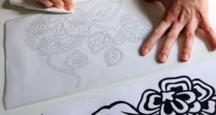 صوره فن الرسم علي الورق بالرصاص