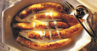 صوره طريقة طهي موز الجنة