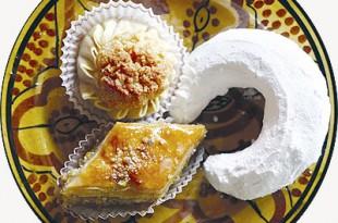 صوره كيفية صنع اشهى والذ الحلويات الجزائرية الرائعة