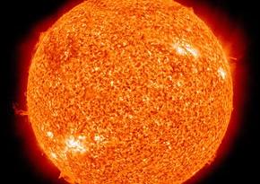 صوره معلومات هامة عن الشمس