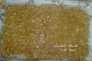 صوره طريقة عمل حلى الفول السوداني