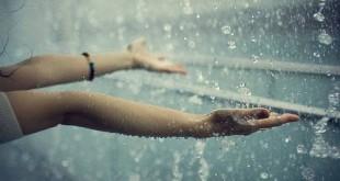 صور تفسير ماء المطر في المنام