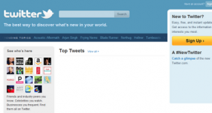 صوره كيفية عمل حساب على تويتر