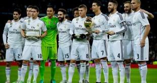 صوره الريال مدريد 2018تشكيلة  نادي ريال مدريد لكرة القدم